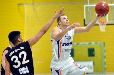 LokalsportMZV Basketball, Oberliga Baskets Lüdenscheid - Iserlohn Kangaroos II
