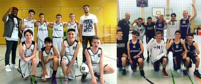 U16-U18-Qualisieger