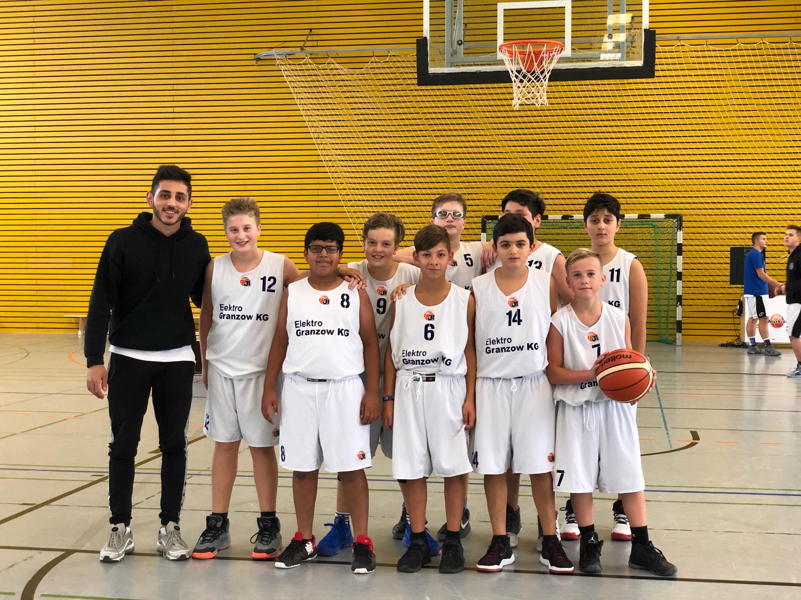 U14-Kreisliga: Starker Auftritt im ersten Spiel