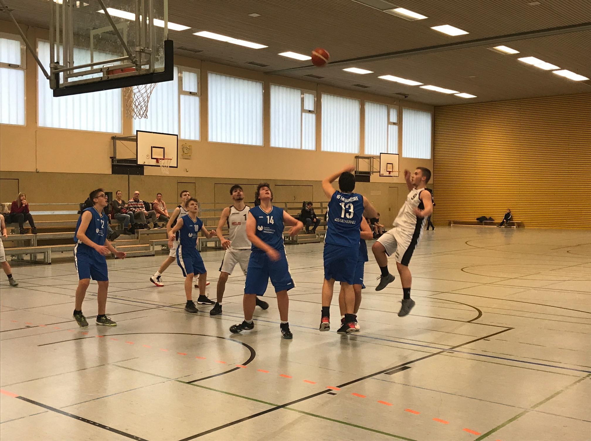 U18-Kreisliga: Verdienter Sieg nach spannender Schlussphase