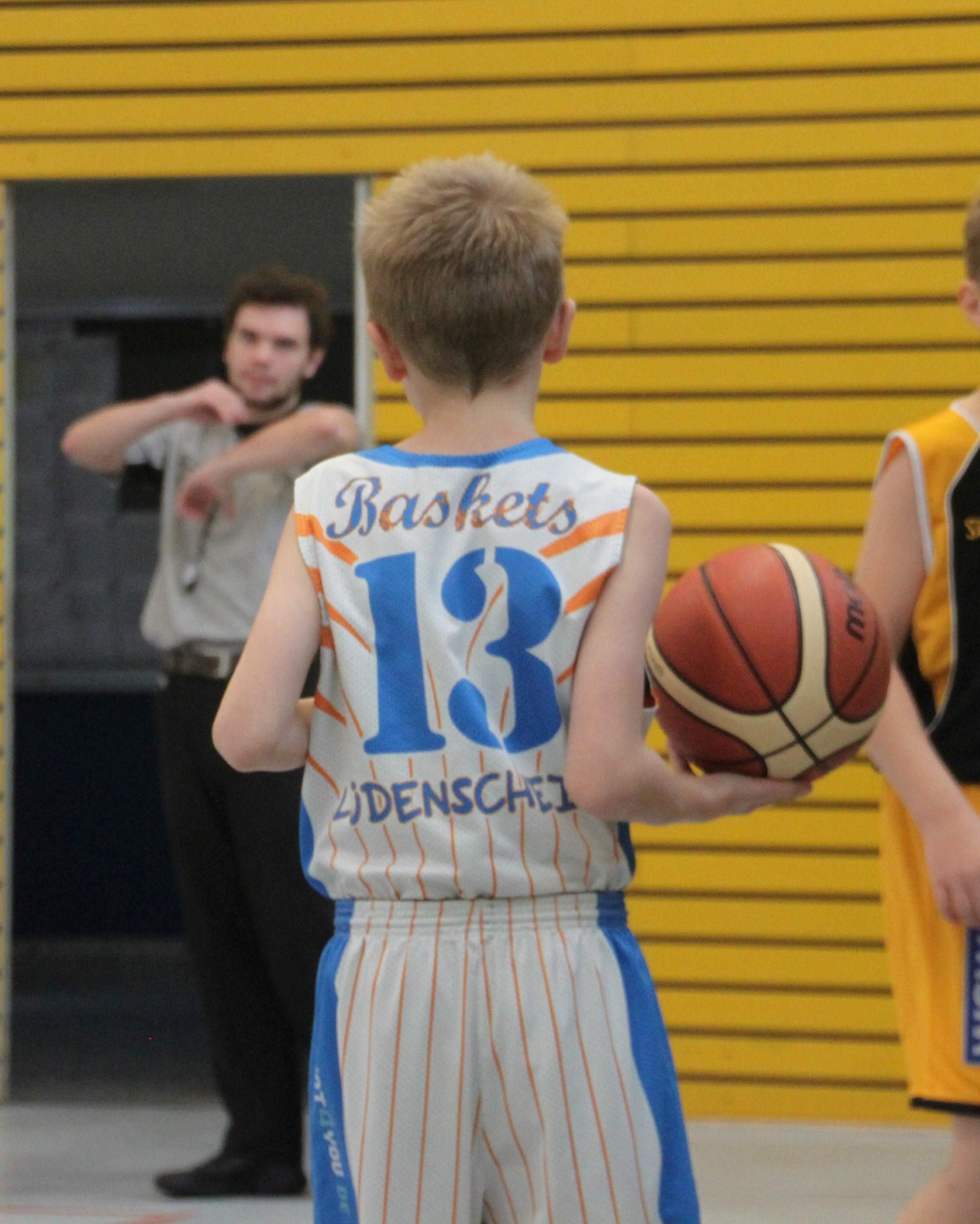 U12-Oberliga: Baskets bezwingen den Tabellenführer