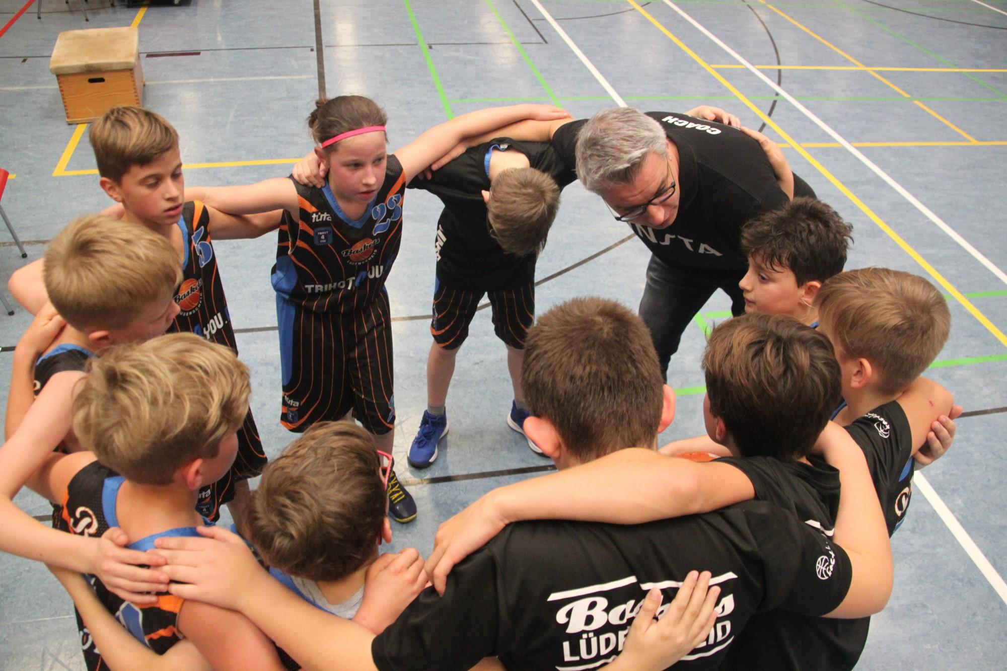 U12-Oberliga: Gutes Zusammenspiel wird belohnt