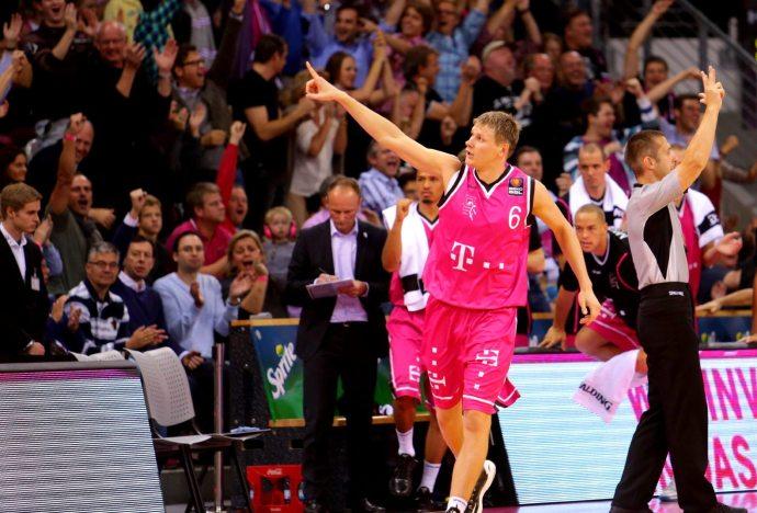 Benas Veikalas basketball BasketsLife