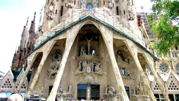 La Sangrada Familia Barcelona Spain