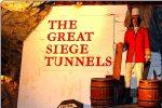 WWII Tunnels Gibralter
