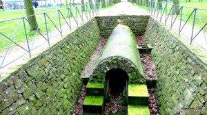 Xanten Archaeological park germany