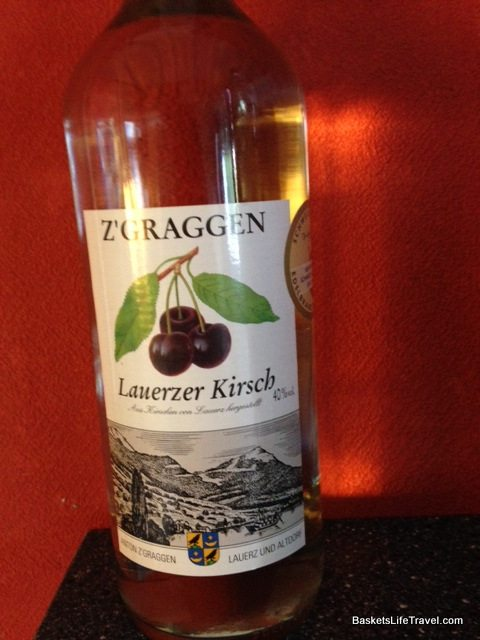 Drink Like a German Baskets Life Travel Schnapps
