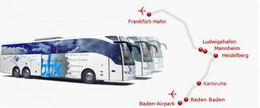 frankfurt hahn shutle bus how to get to frankfurt hahn