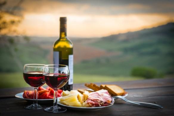 Wine tasting in Montepulciano Italy