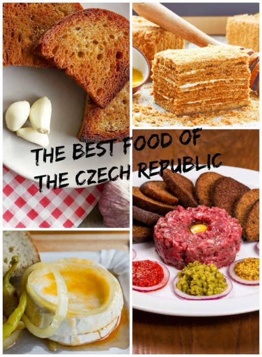 A Visitors Guide for the Best Local Food to Eat in the Czech Republic