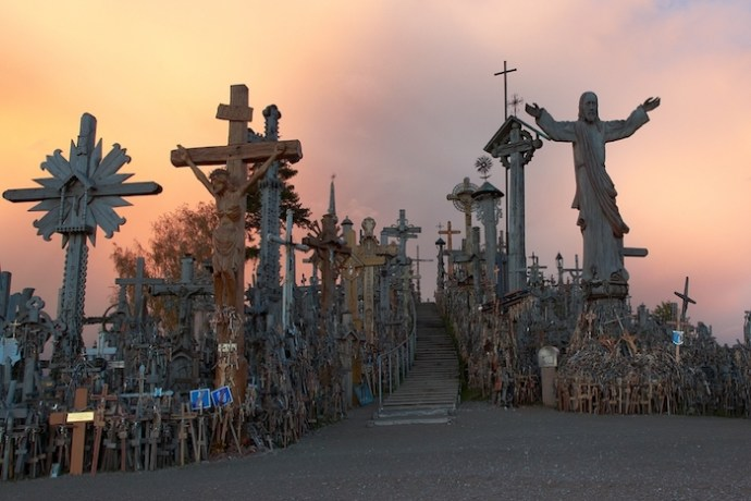 What you should know about the hill of Crosses Lithuania