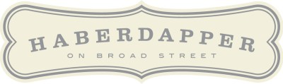 Haberdapper on Broadstreet Logo
