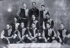 Football do Germânia em 1906 (Museu Virtual do Futebol)