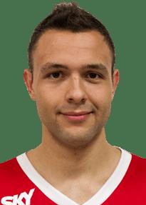 Jonathan Tavernari - 1,98 m - Ala - 26 anos