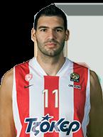 Dimitris Mavroeidis - 2,08 m - Pivô - 28 anos