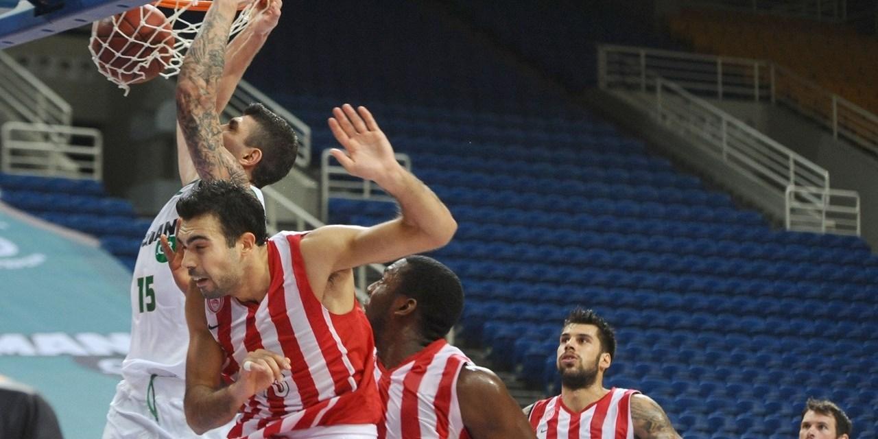 Olympiacos a un paso