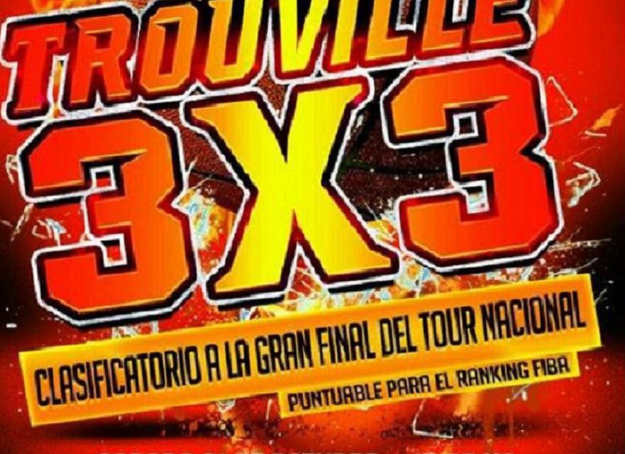 3x3 en Trouville
