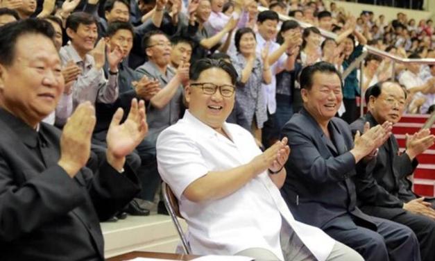 ¡Qué locura Kim!