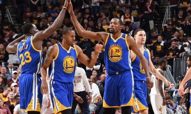 Derrota Durant para Cleveland