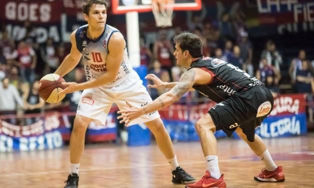 """""""Es el partido más lindo del basquetbol uruguayo"""""""
