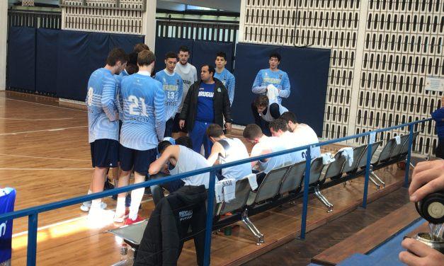 Los Uruguay se aprontan