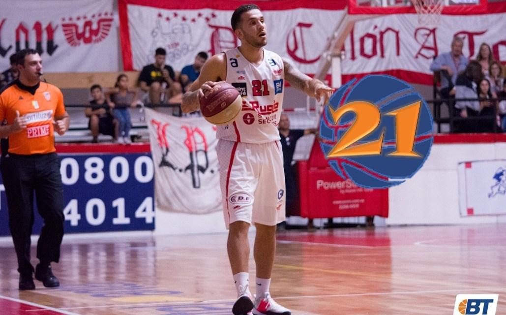 21: Brian García
