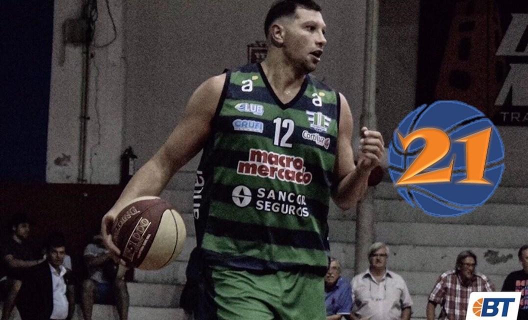 21: Nicolás Delgado