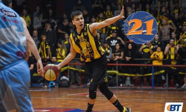 21: Diego Álvarez