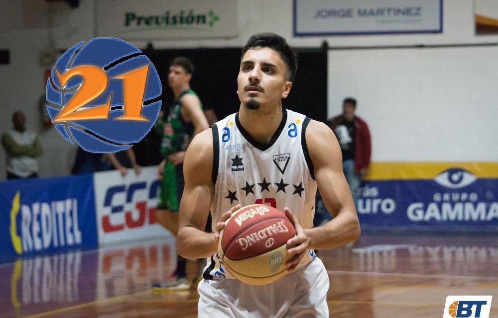 21: Hernán Álvarez