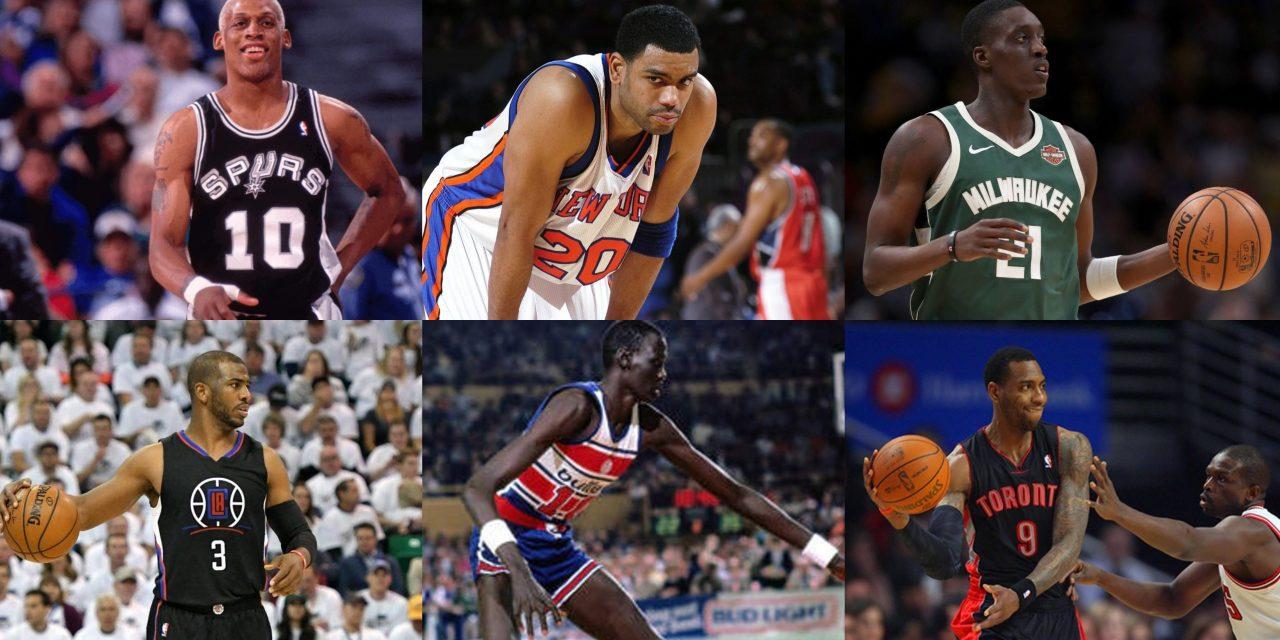 Partidos peculiares: NBA [parte 1]