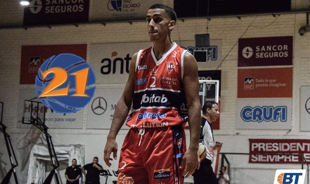 21: Emiliano Bonet