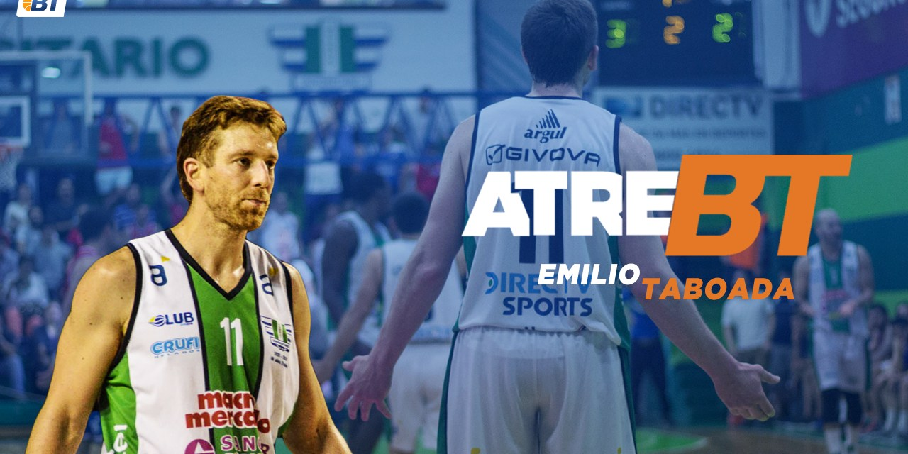 atreBT: Emilio Taboada
