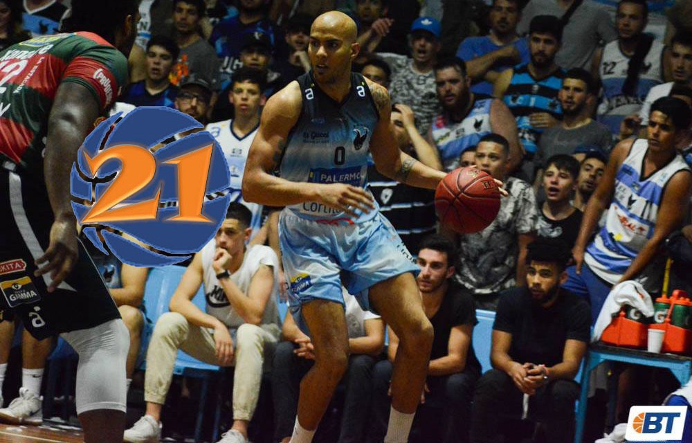21: Gonzalo Álvarez