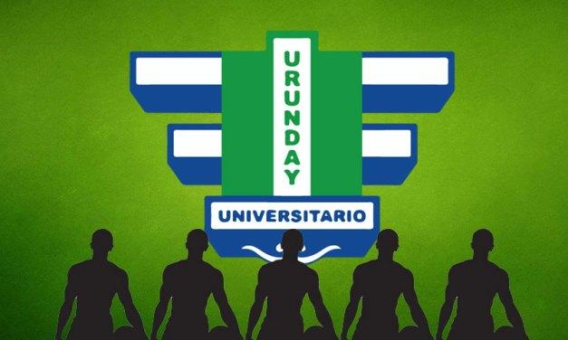 5 de oro: Urunday Universitario