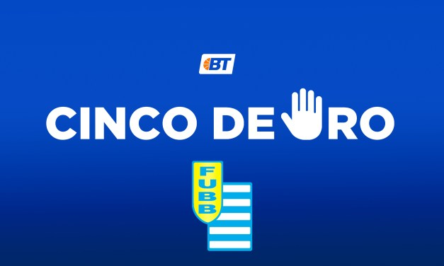 5 de oro: Selección Uruguaya