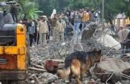 الهند 18 شخصا تجمعوا ليحرقوا جثة فدفنوا أحياء تحت الركام