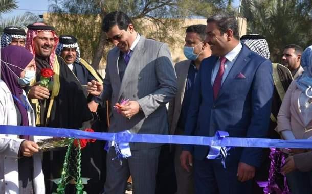 مدير عام صحة بغداد الكرخ يفتتح ثلاثة مراكز و بيوت صحية في مناطق متعددة
