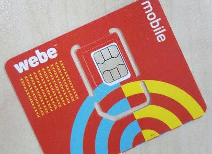 Webe melancarkan home broadband