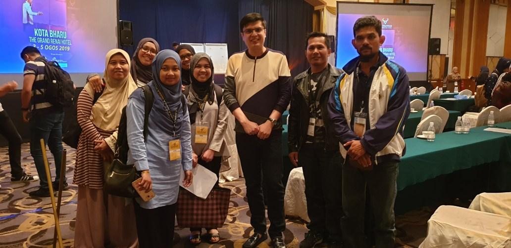 Asri Ahmad Academy – The Protege