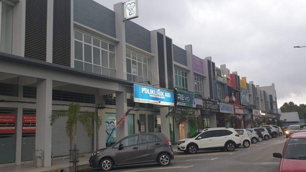 Poliklinik Abi – Pekan dan Tanjung Lumpur, Kuantan