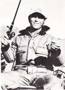 Tommy Martin won the 1974 Bassmaster Arkansas Invitational at Beaver Lake. Phot Jul/Aug 1974 Issue of Bassmaster Magazine.