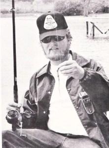 1974 Bass Master Trail. Al Lindner wins Watts Bar on a key prespawn pattern fishing stumps in the backs of cuts.