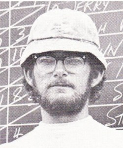 Andy Sceurman 1974 Bass Master Classic qualifier.