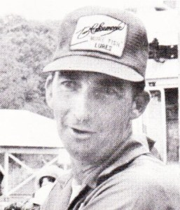 Charlie Campbell 1974 Bass Master Classic qualifier.