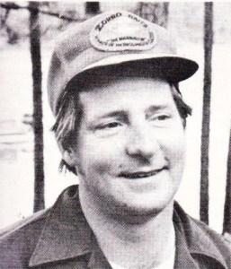 Dave Hilton 1974 Bass Master Classic qualifier.
