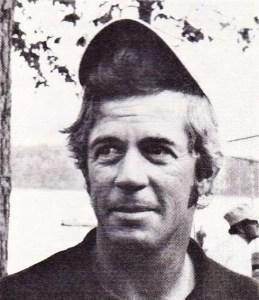 Hugh Massey 1974 Bass Master Classic qualifier.