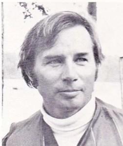 Paul Chamblee 1974 Bass Master Classic qualifier.