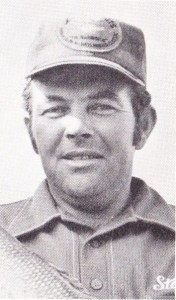 Stan Sloan made it five in a row by qualifying for the 1975 Bass Master Classic.