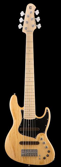 XOTiCの6弦ベースXJ-1T 6-string