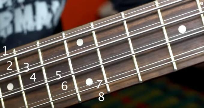8弦ベース